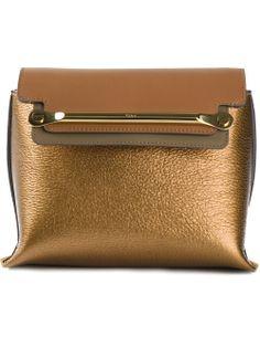Chloé Small 'clare' Shoulder Bag - Il Bacio Di Stile - Farfetch.com