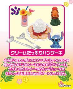 Re-Ment Miniatures - Stitch Tropical Dessert #7