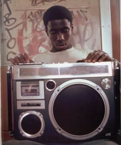 Boombox // Ghetto Blaster
