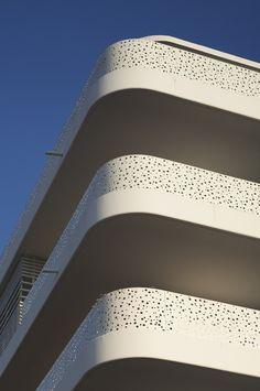 Lylo // Housing Block by Jean Baptiste PIETRI