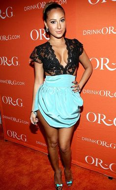 Adrienne Bailon - so cute!
