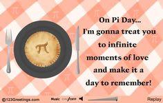 Pi Day Love Wish...