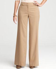 wide legged pants :)