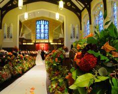 Country Club Christian Church by Blue Bouquet,www.bluebouquet.com