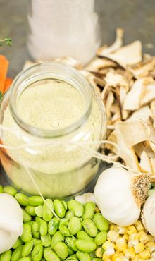 Herbed Vegetable Broth Powder