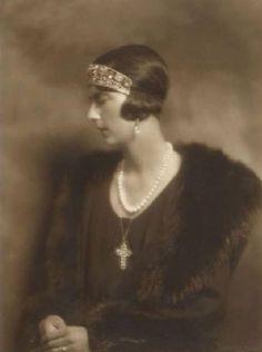 Her Royal Highness Jolanda, Countess of Bergolo (1901-1986) née Her Royal Highness Princess Jolanda of Savoy