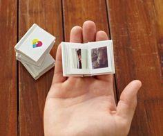 eighteen25: instagram fun tini book, instagram fun