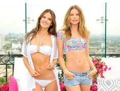 Victoria's Secret Model Workouts