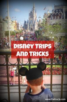 Walt Disney World tips and tricks #travel