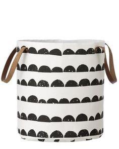 Ferm Living Half Moon Storage Basket
