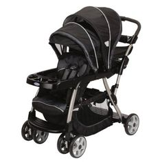 Graco Ready2Grow Stand and Ride Stroller Metropolis