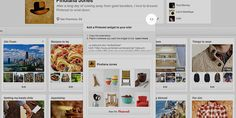 #Pinterest makes it easy to add a widget right from your Pinterest account