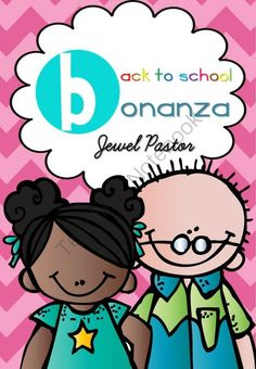 "Back to School Bonanza: THERE DAYS ONLY!! Enter for your chance to win.  Back to School Bonanza (31 pages) from Jewel Pastor on TeachersNotebook.com (Ends on on 9-3-2014)  Try and see if you can win my new resource ""Back to School Bonanza.""  Perfect for the start of the new school year, this resource contains interactive activities you and your students will enjoy!"