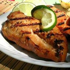 Key West Lime Chicken