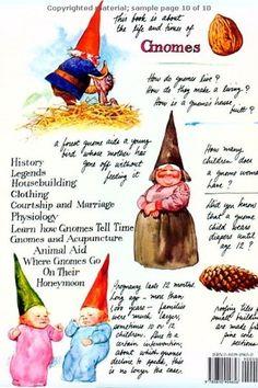 Like David the Gnome :)