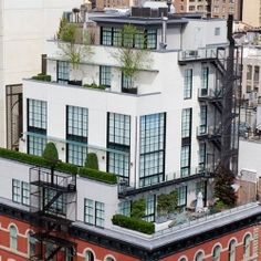 terrac, dreams, dream homes, real estates, new york apartments, hous, rooftop, new york city, garden