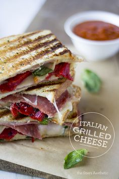 Italian Grilled Chee