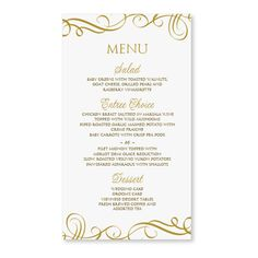 wedding menu templates for microsoft word free elegant dinner menu template
