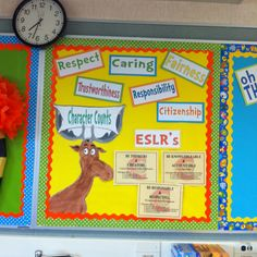 Dr. Seuss Thidwick the Big Hearted Moose and character counts pillars.