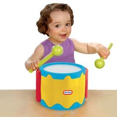 Tap-a-Tune® Drum from #littletikes -