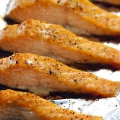 Miso-Glazed Salmon Ingredients: 2 Tbsp miso paste 2 Tbsp low-sodium ...