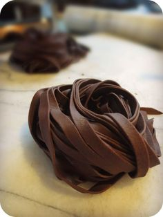 Recipe for Chocolate Pasta
