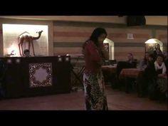 Mercedes Nieto: Oriental Dance to an Oum Kalthoum song