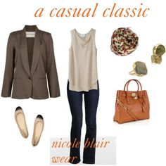 Casual Classic Style for over 40