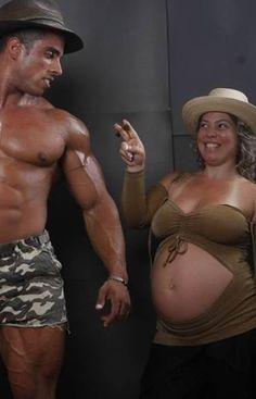 Bad Pregnancy Photos: I have no words!