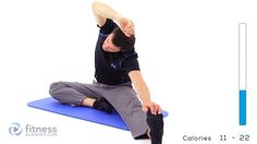 Daniel's Favorite Lower Back Stretches for Stiff Sore Muscles - Fitness Blender
