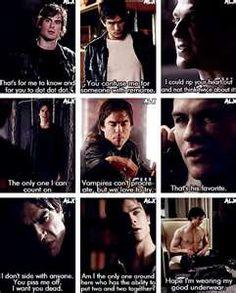 The Vampire Diaries / Damon Salvatore