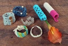 @STLtoday interviewed #crochet jewelry designer Dee Levang