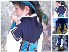 Renaissance Boys Doublet and Slops Set  MADE TO by DesignsbyRhenn, $400.00