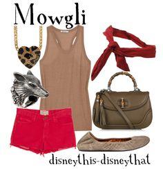 Disney inspired clothing by disneythis-disneythat. Mowgli.