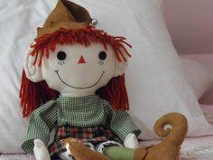 Elf Rag Doll