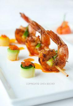 shrimp dishes | Shrimp dish 2 | Food photography