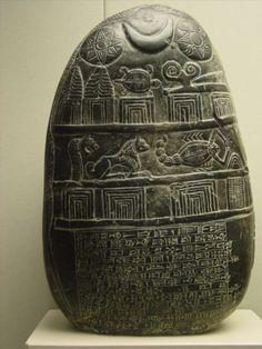 Sumerian ancient artifact