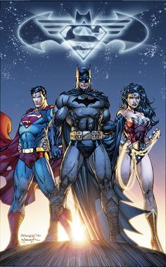 Comic Book Artist: Jim Lee