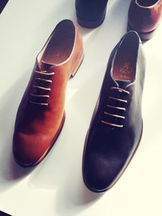 Nice... Smart leather shoes