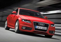 UPGRADED AUDI A4 LAUNCHES IN 2014