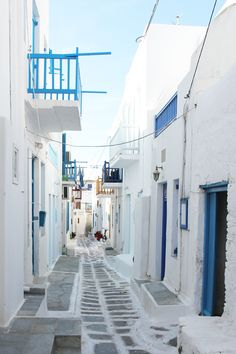 Greece: My Mykonos T