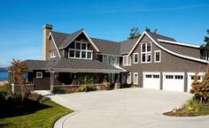 Pacific northwest home style on pinterest pacific for Pacific northwest style homes
