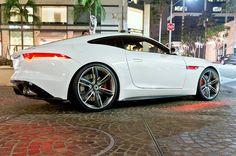 Jaguar C-X16 on the loose