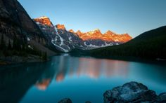 valley of the 10 peaks - Google Search