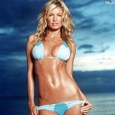 Marissa Miller model, dream bodies, working hard, get healthy, swimsuit, workout motivation, sports illustrated, marisa miller, healthy fit