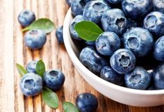 Antioxidants, beauty and taste in one little berry! Blueberries