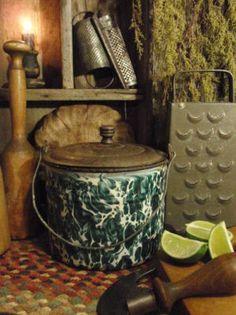 Green Bucket green bucket