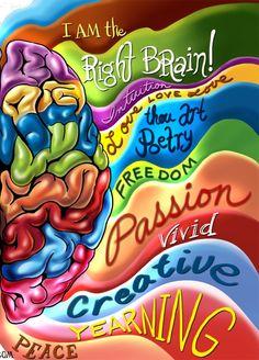 right-brain left-brain