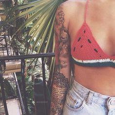 watermelon top minty jungle