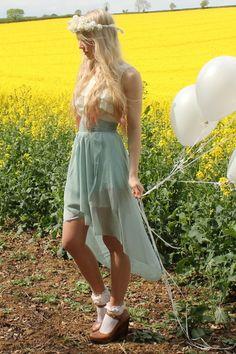 treize (Golden fields | Women's Look | ASOS Fashion Finder)